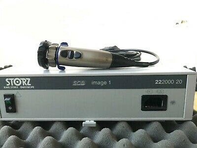 Karl Storz Image 1 Video System w/S3 Camera Head 22220130 (SN EE628482-H)