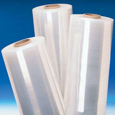 Stretch Wrap - 17 x 1476, Hand Wrap Pre-Stretch, 4 rls/cs