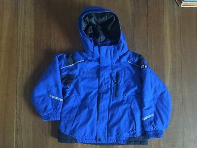 Unisex Kids Youth Columbia Thermal Jacket Size 4-5