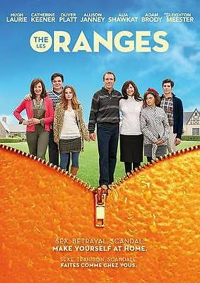 LIKE NEW The Oranges (BLURAY, 2013) Hugh Laurie, Allison Janney,  **DISC ONLY**