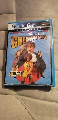Austin Powers In Goldmember DVD case only (Infinifilm Full Screen Edition)