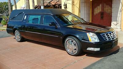 2006 Cadillac Other S&S CALIFORNIA 2006  CADILLAC DTS S&S HEARSE, 2nd owner