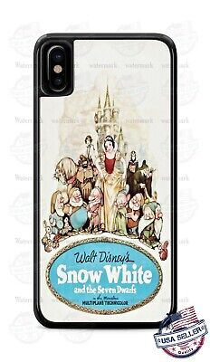 Vintage Snow White Poster Design Phone Case Cover for iPhone Samsung LG Gift