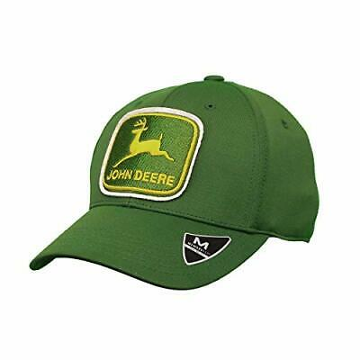 42be1a914 JOHN DEERE MEMORY Fit Vintage Hat JD Green One Size - $23.99 | PicClick