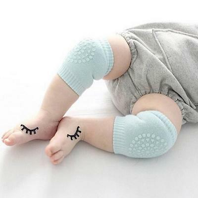 Baby Knee Pad Newborn Safety Soft Breathable Crawling Elbow Cotton Protect WL