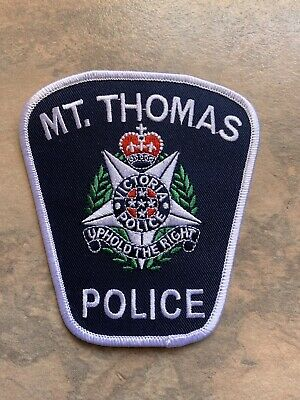 Victoria Police Patch