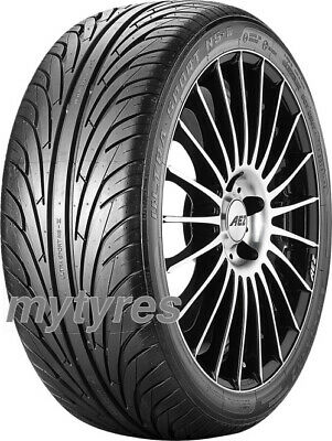 4x SUMMER TYRES Nankang Ultra Sport NS-2 165/50 R15 72H BSW with MFS