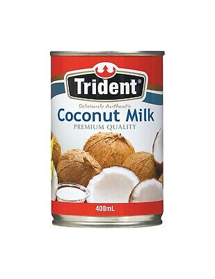 Trident Coconut Milk 400ml