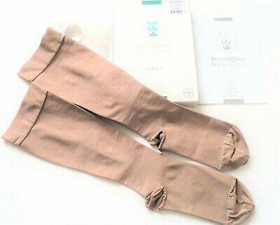 Medical Compression Stockings Medium knee high Relaxsan Italy Soft