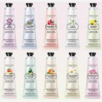 30g~Fruit plant extract Rose Lotions Nourishing Anti-Aging Hand Feet Care Cream