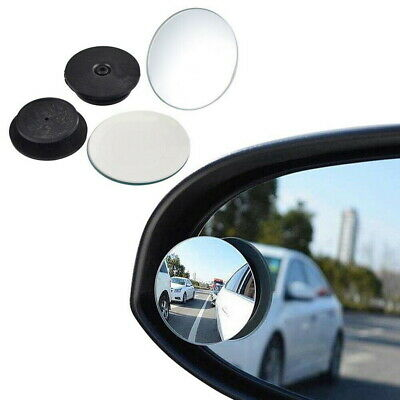 Blind Spot Removal Mirror (2pcs) 360° Adjustable  - LIMITED STOCK!