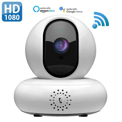 1080P HD SMART Home Security IP Camera Wi-Fi Wireless CCTV