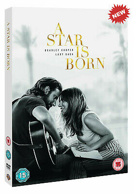 A Star is Born [2018] - DVD Bradley Cooper, Lady Gaga, Andrew Dice Clay NEW