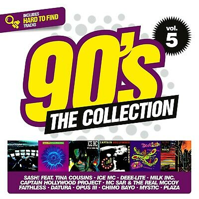 90'S THE COLLECTION Vol.5-2CD