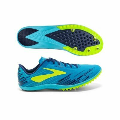 34d24a80c7d54 BROOKS CARPE RUNEM Mach 18 Spikeless Track Shoes 110238-1D-453 Men s ...