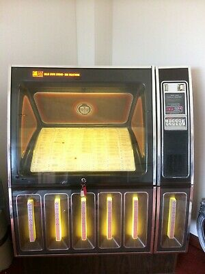 Rowe Ami Jukebox Solid State Stereo