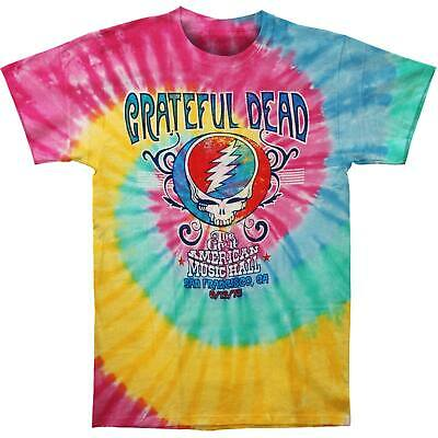 909c5073f175 GRATEFUL DEAD MEN S Celtic Face Tie Dye T-shirt Large Multi -  24.89 ...