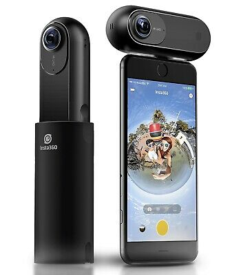 BRAND NEW INSTA360 ONE CAMCORDER BOXED 4K ACTION CAMERA 360 DEGREE VR iOS iPHONE