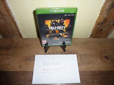 Call Of Duty Black Ops 4 Xbox One New Sealed