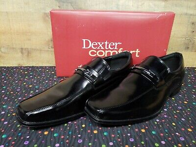 37925f3be17bc3 Dexter Comfort 159532 Crosby Slipon Dress Mens Shoes Size 15 New With Box