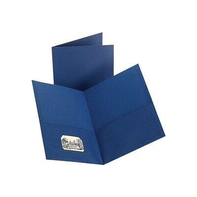 13375-CC Staples 2-Pocket Laminated Folders White 10//Pack 905465