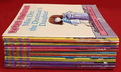 Allan Ahlberg HAPPY FAMILIES 20 Paperback Book Set Miss Dirty Mr Creep Mrs Vole