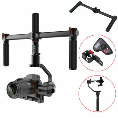 Moza Aircross 3-Axis Handheld Gimbal Stabilizer Kit for DSLR Mirrorless Cameras