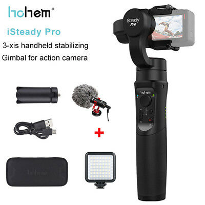 Hohem iSteady Pro 3-Axis Gimbal Stabilizer for GoPro Hero For Phone for YI SJCAM