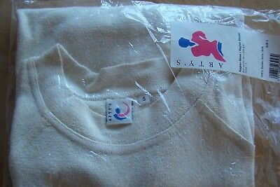 Nr.22 Arty`s Couture Collection Pullover Pulli  Gr.L 100% Seide  zum Anmalen