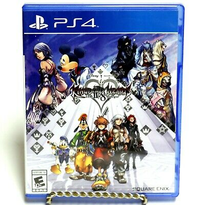 Kingdom Hearts HD II.8 2.8 Final Chapter Prologue Game for Playstation 4 PS4