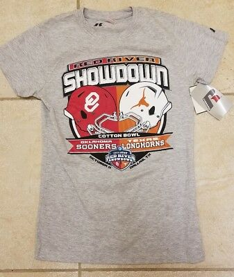 Red River Showdown Cotton Bowl Oklahoma Sooners Texas Longhorns 2014