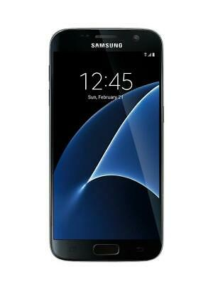 """Samsung Galaxy S7 32GB G930T 5.1"""" Black Clean IMEI T-Mobile Unlocked Used 4G LTE"""
