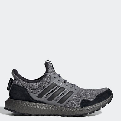 Adidas Ultraboost Game of Thrones House Stark SIZE 5-12 Grey Black EE3706