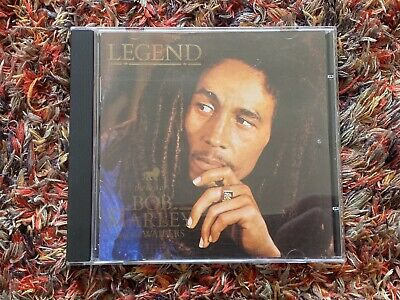 Bob Marley Legend The Best Of Bob Marley And The Wailers CD Album