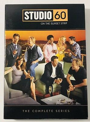 Studio 60 on the Sunset Strip  The Complete Series DVD  2007