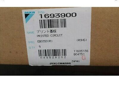 Daikin Air Con Pcb 1693900 Eb0350 (R) - New Box Sealed
