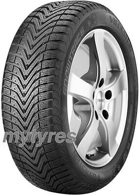 2x WINTER TYRES Vredestein Snowtrac 5 165/65 R14 79T M+S