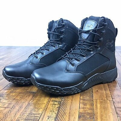 Under Armour UA STELLAR TAC 2E Tactical Boots Black 1289001 001 Mens Size 8