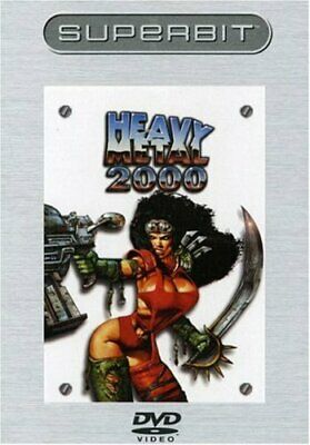 Heavy Metal 2000 (superbit) - DVD - Animated Closed-captioned Color Dolby NEW