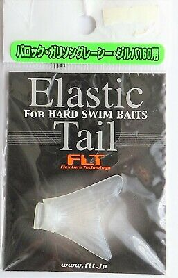 FLT Zillva Tail for 160 # Clear Color NEW F2