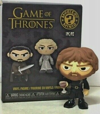 Funko Mystery Minis Game of Thrones Series 4 - Tyrion Lannister Mini 1/6