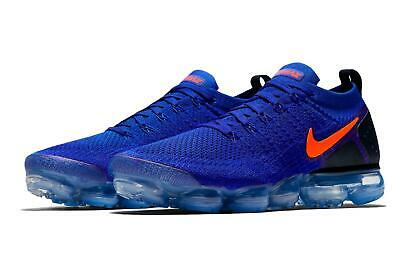 separation shoes 2ed24 5832f NIKE MEN'S AIR VaporMax Flyknit 2 Shoes (Racer Blue) NIB 942842-400 $190