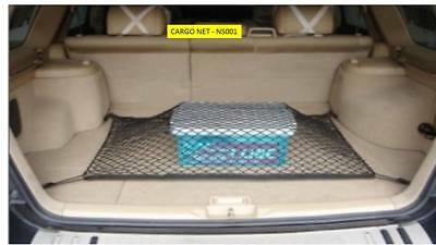 Mazda Cx-3 Cargo Cover Luggage Nets Boot Tidy Yt-Ns001