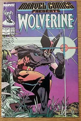 Marvel Comics Presents #1 1988 nr/mt unread condition