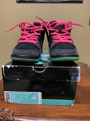 new product 9075e ad1c8 NIKE SB DUNK high Northern Light High Size 13
