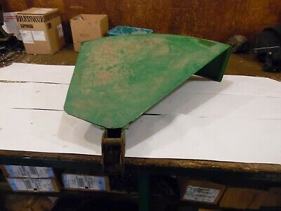 John Deere A or B Farm tractor right rear fender (decent)