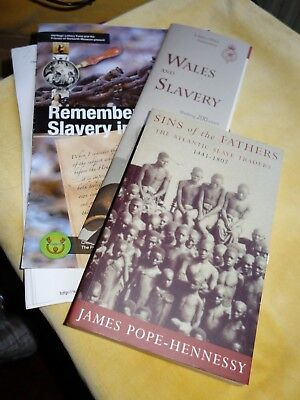 Sins of the Fathers - North Atlantic Slave Trade James Pope-Hennessy + resources