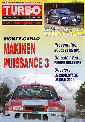 Turbo Magazine N° 295  29  Janvier  2001