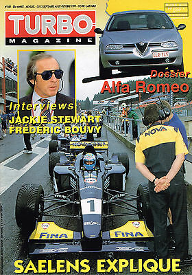 Turbo Magazine N° 280  23  Septembre  1999
