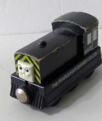 Thomas Friends Wooden Railway Train Mavis Ffarquhar Quarry Learning